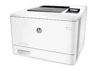 HP Color LaserJet Pro M452dn Driver