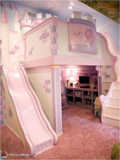 pink bedrooms for teen girls 6