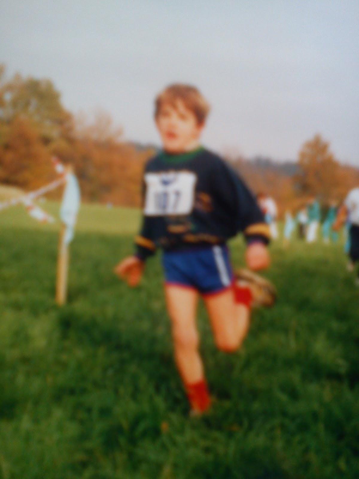 Mat Running Field: La course à pied et moi en quelques mots