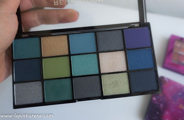 paleta Revolution Beauty