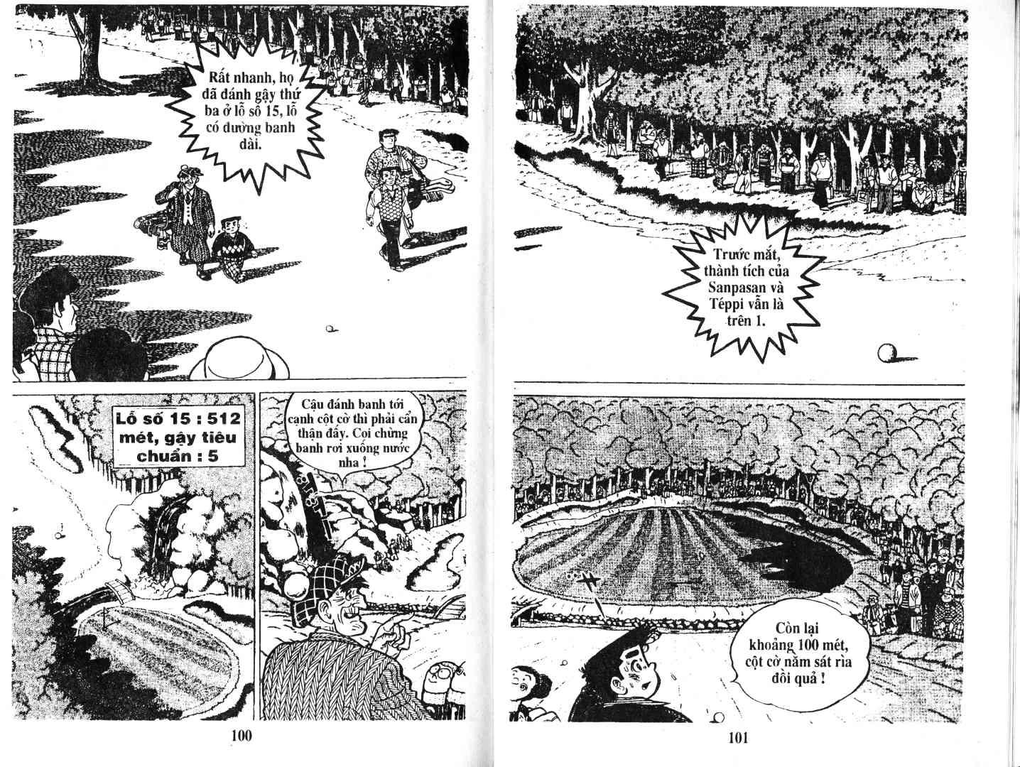 Ashita Tenki ni Naare chapter 51 trang 49