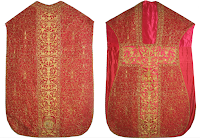 The Delicacy of Seventeenth Century Vestment Embroidery