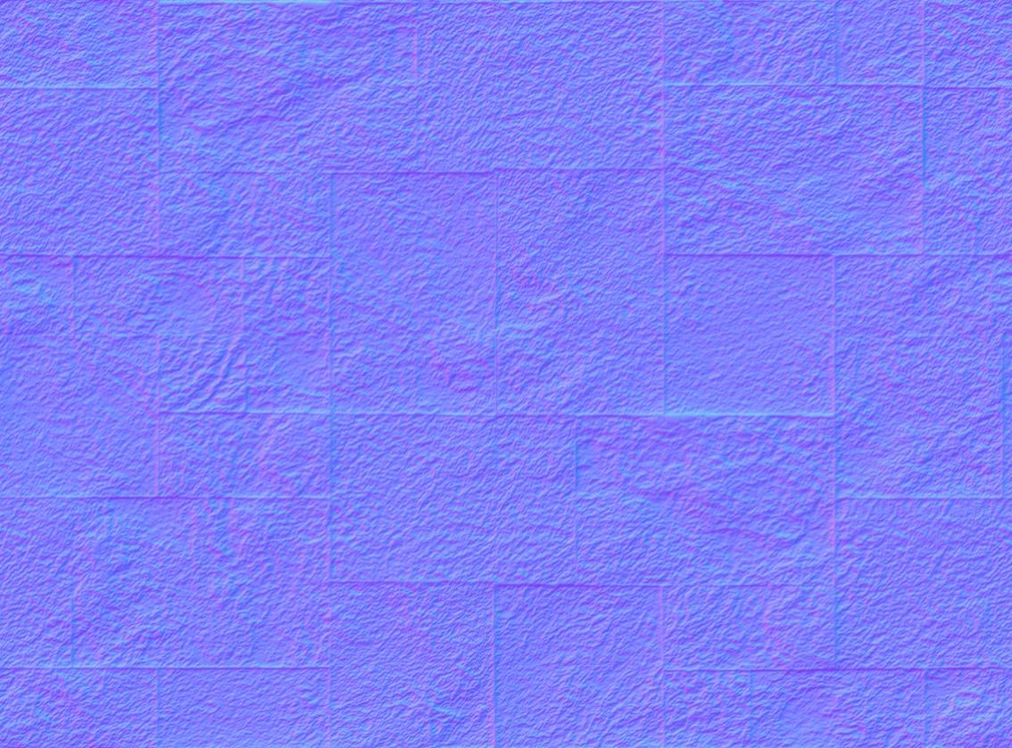 Seamless Travertine Stone Tile Maps Texturise Free