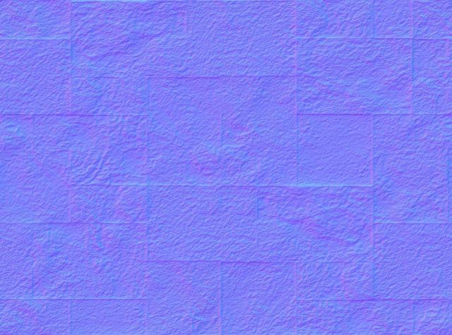 Seamless Travertine Stone Tile + (Maps) | Texturise Free ...