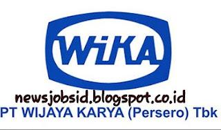 Lowongan Kerja BUMN PT Wijaya Karya Tbk (Persero) Januari 2017 ( Fresh Graduate)