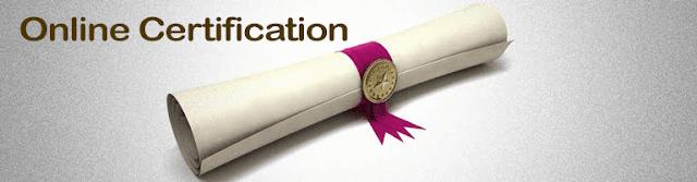 My Online Certification