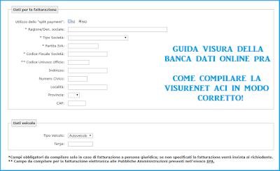 VISURA-BANCA-DATI-ONLINE-PRA-VISURENET-ACI
