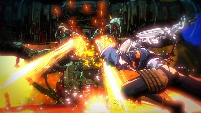 Yaiba Ninja Gaiden Z - Xbox 360 - Multi5 - Captura 4