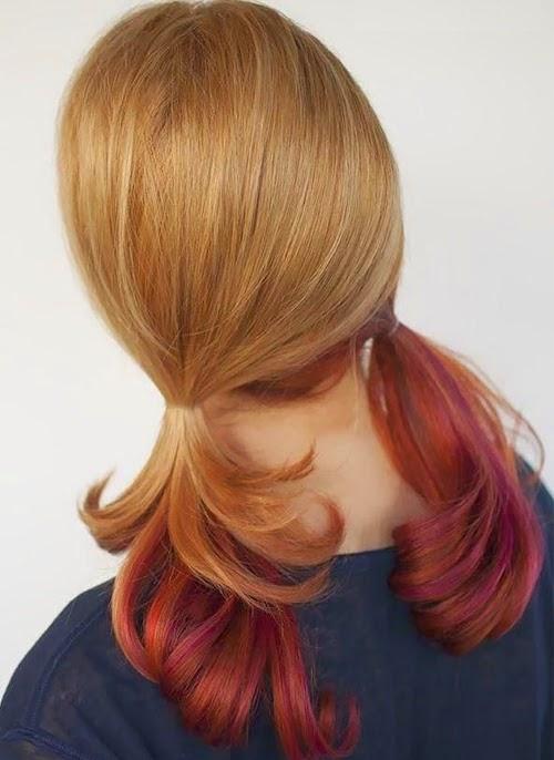 Braids curls bows Hair}