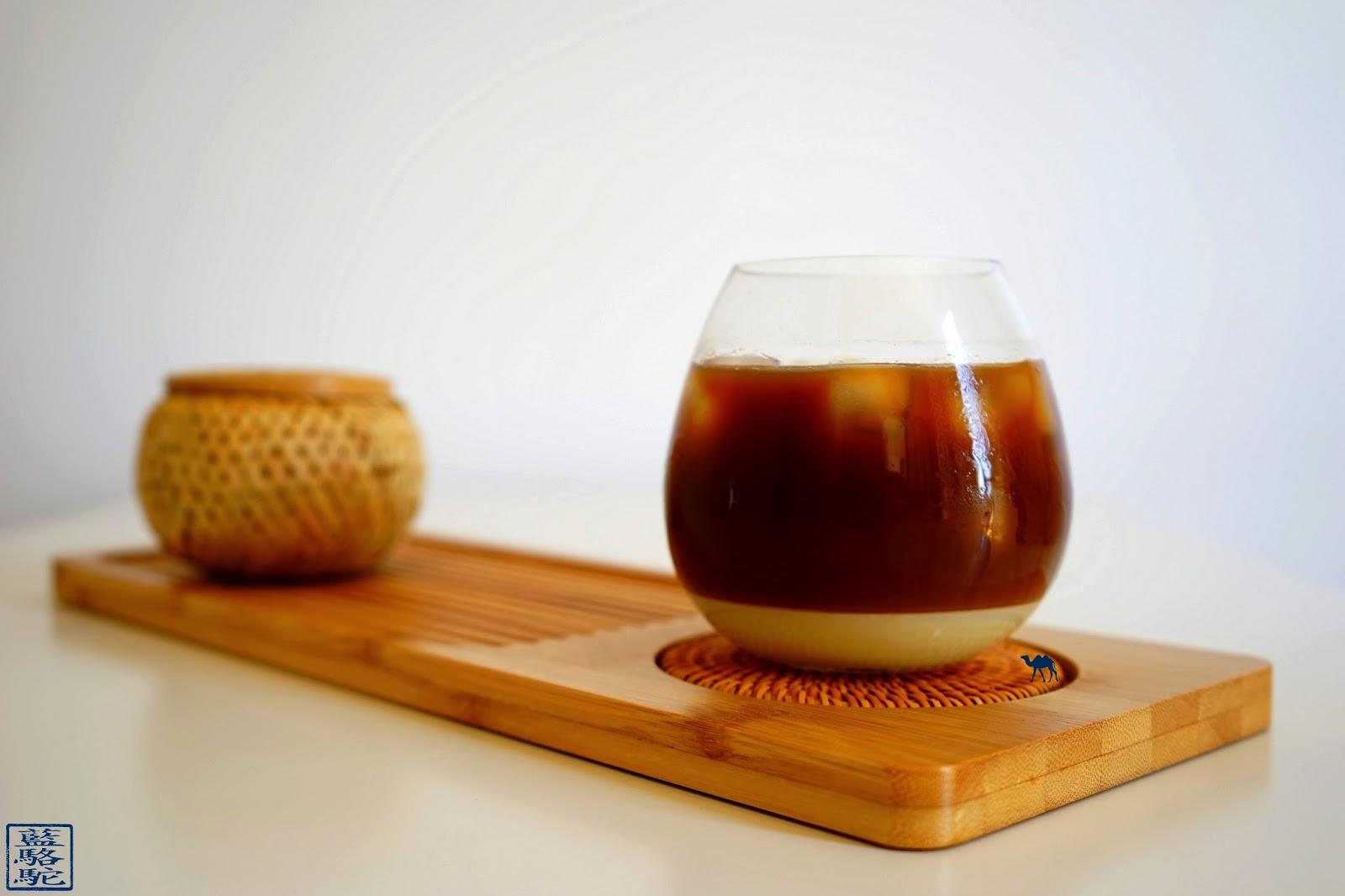 Le Chameau Bleu - Blog Cuisine et Voyage - Recette du Café Glacé Vietnamien fait maison