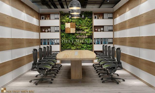 Đa dạng xu hướng thiết kế nội thất phòng họp tiện ích, hiện đại - H2