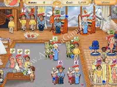 Wedding salon 2 app game for kids on android devices wedding.