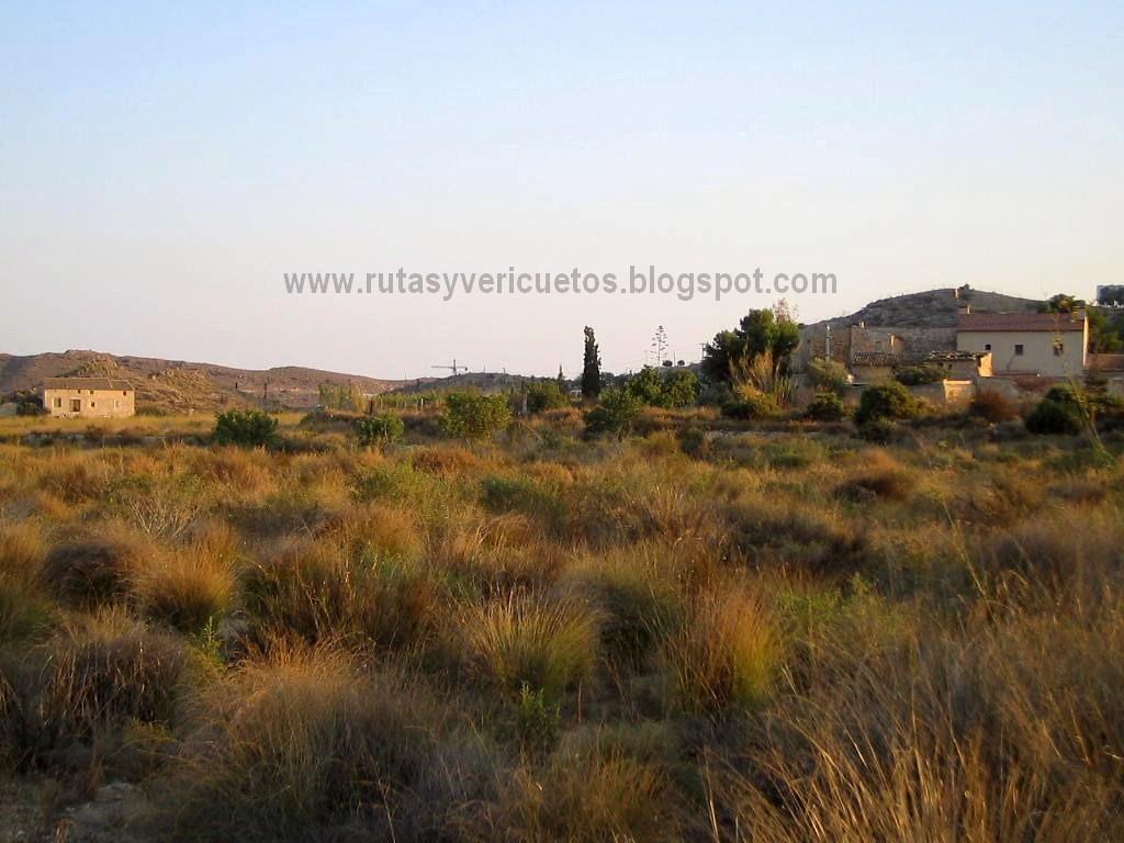 Casas de Font-Calent y Lo Castelló