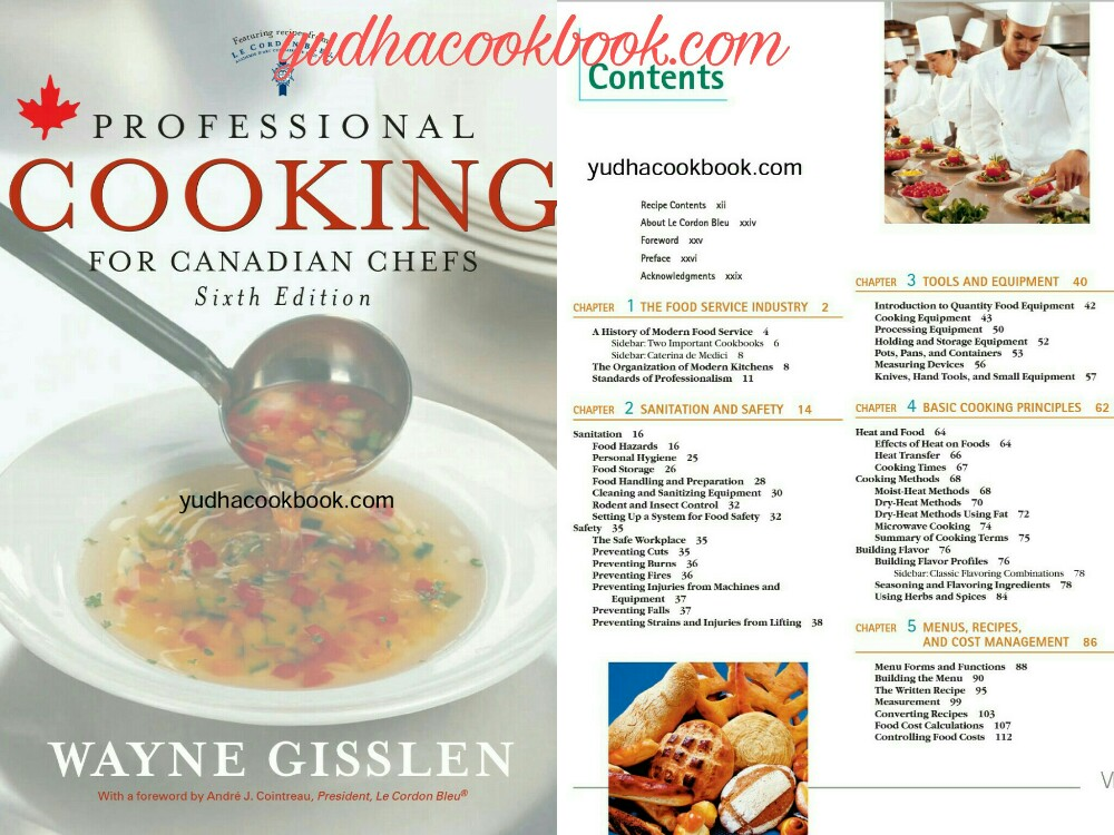 The professional cooking for canadian chefs 6th sixth edition the professional cooking for canadian chefs 6th sixth edition altavistaventures Image collections