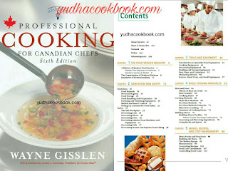 THE PROFESSIONAL COOKING  FOR CANADIAN CHEFS - 6th (Sixth) Edition