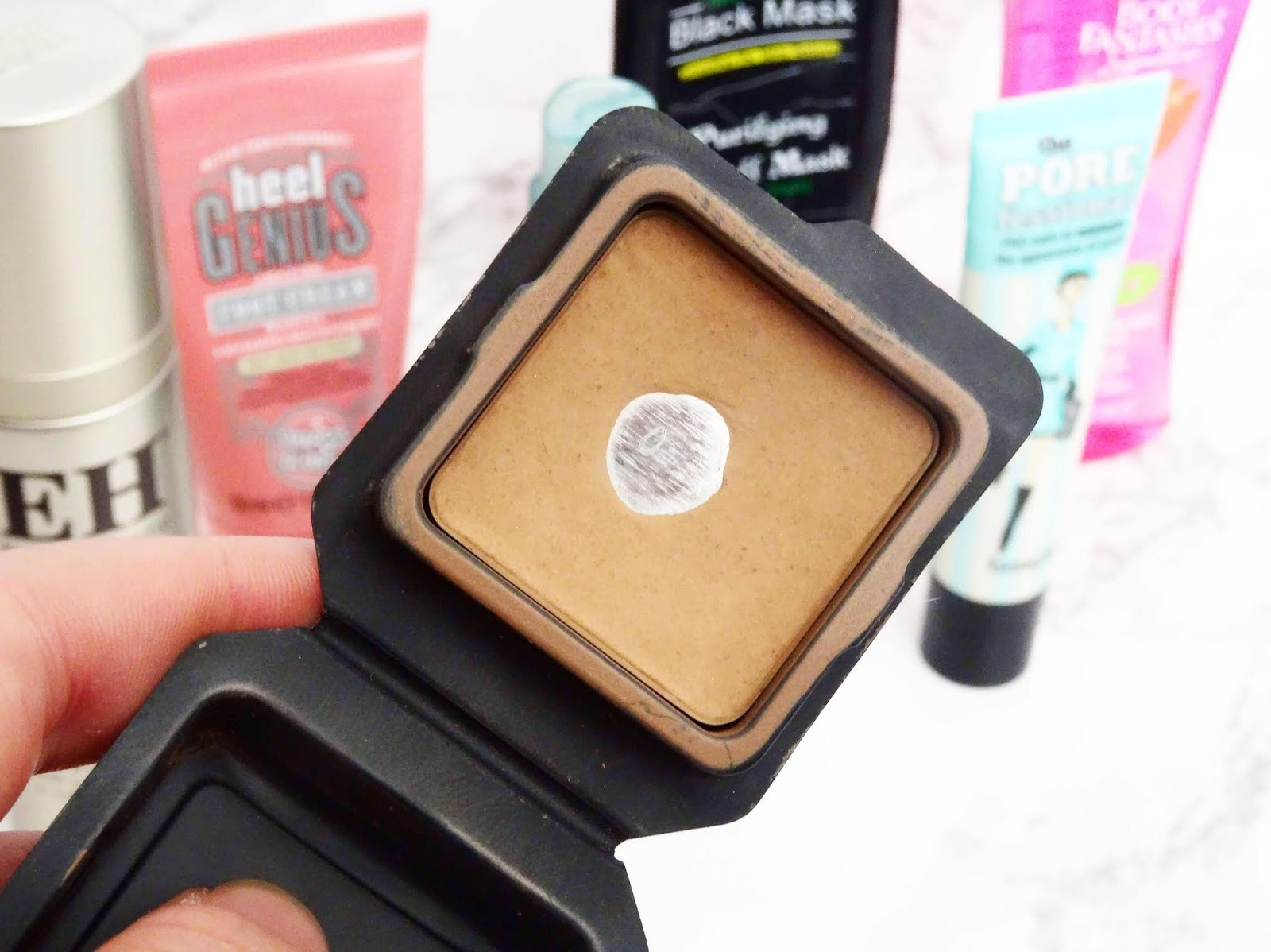 Mini Benefit Hoola Bronzer Pan
