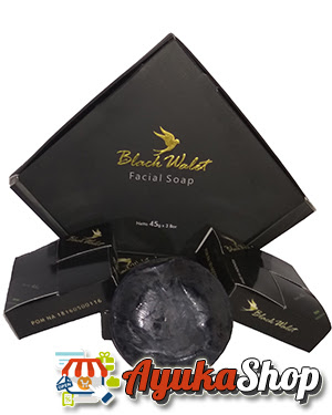 produk sabun blackwalet yang asli