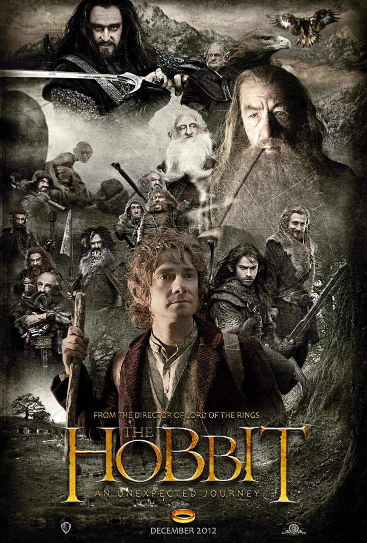 The Hobbit an unexpected Journey Dual audio