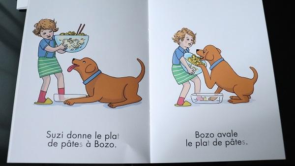 coffret de lecture enfant