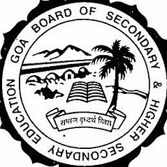 Goa Board 10th Class SSC Annual Exam Results March 2013