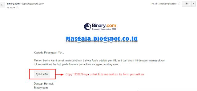 Cara Menarik Dana dari Binary.com