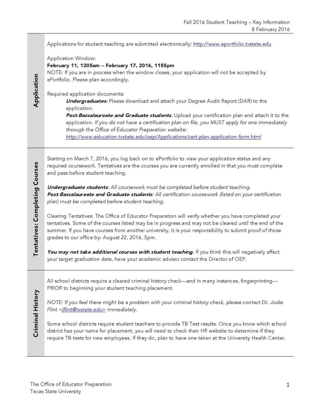 Mccoy College Academic Advising Blog Management Majors With Teacher