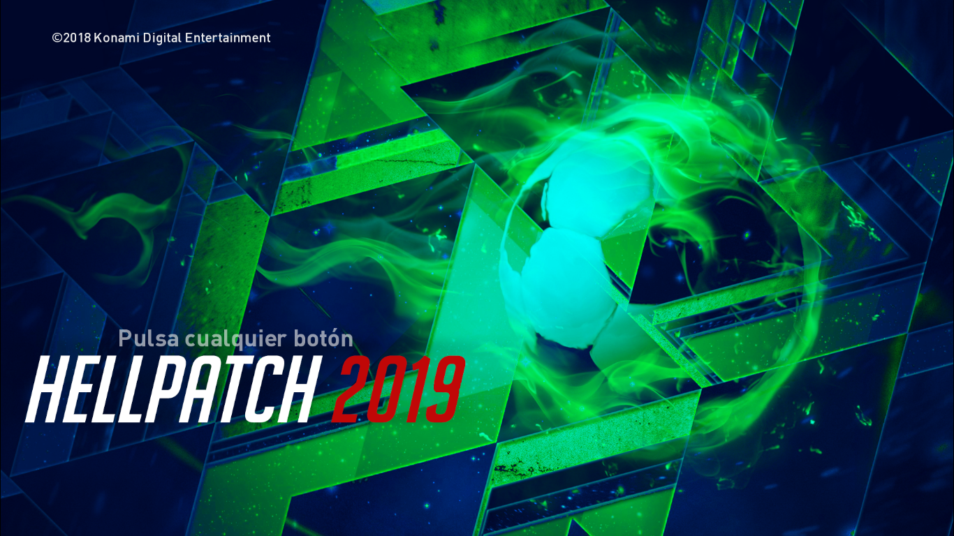 Hell Patch Pes2019 Demo Pc Pes Free Downloads 2019 Original Steam Offline