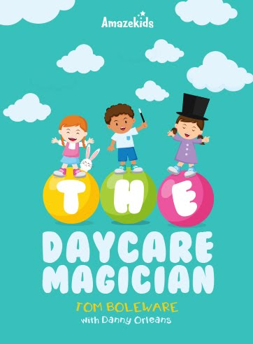The Daycare Magician Book