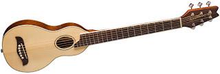 travel гитара washburn