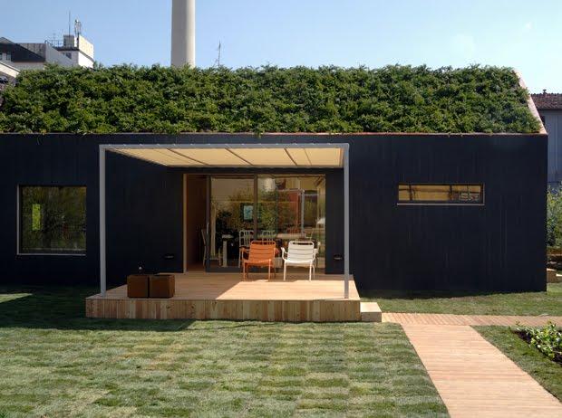 Ecoabitazione risparmio energetico dell 39 abitare for Case moderne