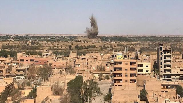 """Inteligencia siria: EEUU planea nuevo montaje de """"ataque químico"""""""