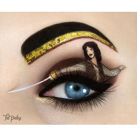 11-Inigo-Montoya-The-Princess-Bride-Tal-Peleg-Body-Painting-and-Eye-Make-Up-Art-www-designstack-co