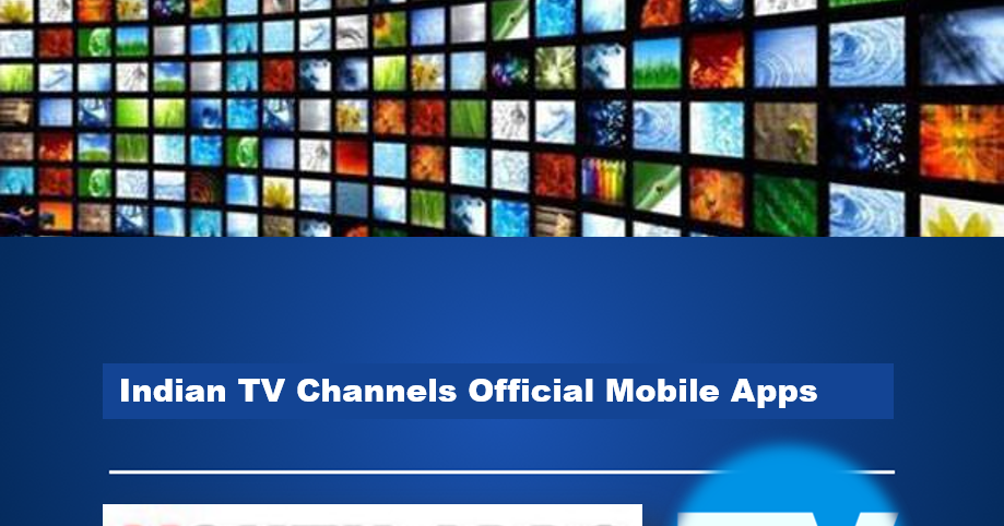 apps for free tv channels
