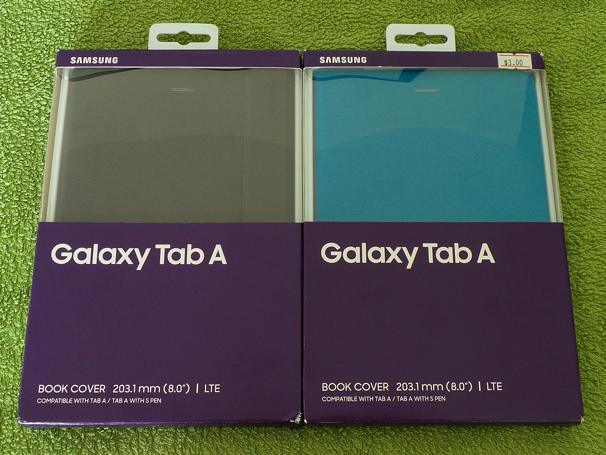 Galaxy Tab A 80 With S Pen Sm P355 Samsung Book Cover P355samsung