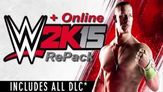 Free Download Game WWE 2K15 2015 Pc Full Version – RePack Version – Includes All DLC – Online Crack – Direct Link – Torrent Link – 13.69 GB – Working 100% .
