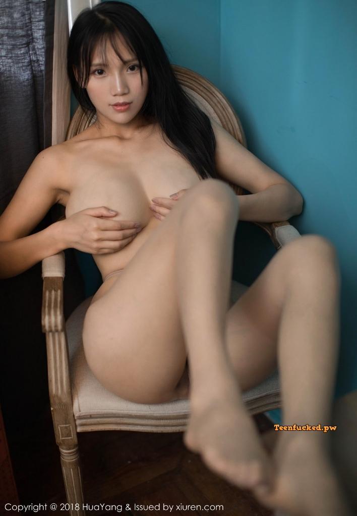 HuaYang 2018 10 11 Vol.088 Li Ke Ke MrCong.com 012 wm - HuaYang Vol.088: Người mẫu Li Ke Ke (李可可) (45 ảnh)