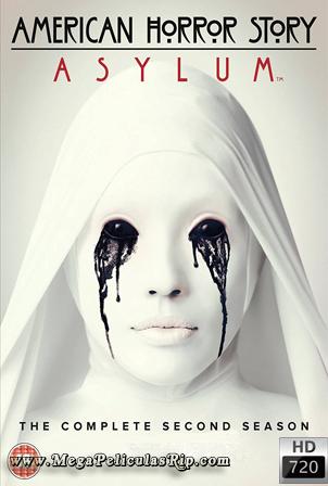 American Horror Story: Asylum (Temporada 2) [720p] [Latino-Ingles] [MEGA]