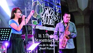 Inicia el Festival de Jazz & Blues de Zacatecas - México / stereojazz