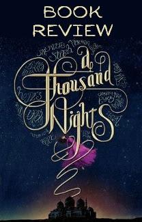 #BookReview: A Thousand Night by E. K. Johnston