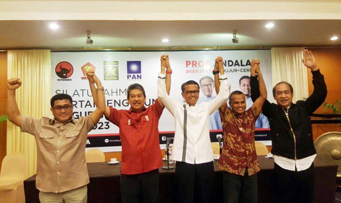 Kahfi Hadiri Silaturahmi Partai Pengusung NA-ASS, Putar Haluan?