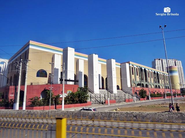 Vista ampla da Igreja Pentecostal Deus é Amor - Vila Dom Pedro II - São Paulo