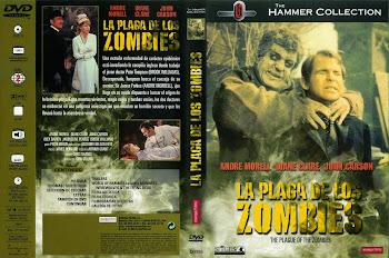 Carátula dvd: La plaga de los zombies (1966) (The Plague of the Zombies)
