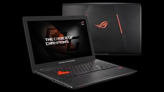 Laptop Gaming Termahal 2018 Asus ROG ZEPHYRUS