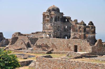 Rana Kumbha Palace at Chittorgarh Fort, heritageofindia, Indian Heritage, World Heritage Sites in India, Heritage of India, Heritage India
