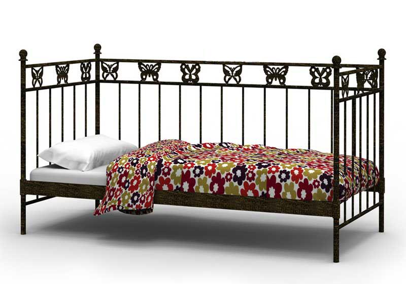 Muebles de forja sofas cama con divan en forja - Divan de forja ...