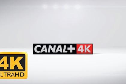 Canal+ 4K Ultra HD Poland - Hotbird Frequency