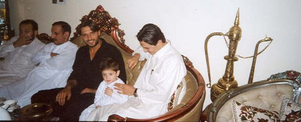 Lady Gaga: Shahid Afridi Family Photos