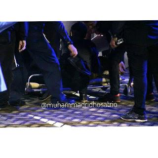 Ngeri! Detik-detik Aksi Maut Stuntman Pesulap Demian Aditya, Yang Membuatnya Luka Parah, Lihat Videonya Nggak Tega....
