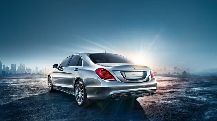 All-new Mercedes-Benz S-Classe