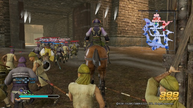 Download Dynasty Warriors 8 Empires PC Games Gameplay
